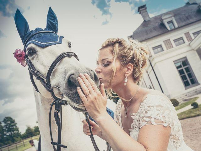 Le mariage de Ulrich et Céline à Ranchicourt, Pas-de-Calais 151