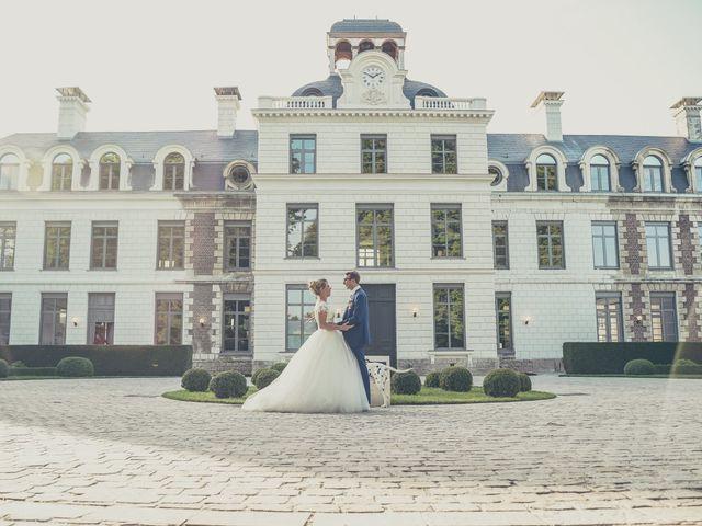 Le mariage de Ulrich et Céline à Ranchicourt, Pas-de-Calais 158
