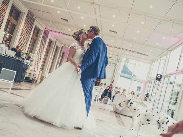 Le mariage de Ulrich et Céline à Ranchicourt, Pas-de-Calais 176