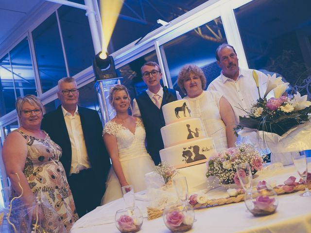 Le mariage de Ulrich et Céline à Ranchicourt, Pas-de-Calais 184