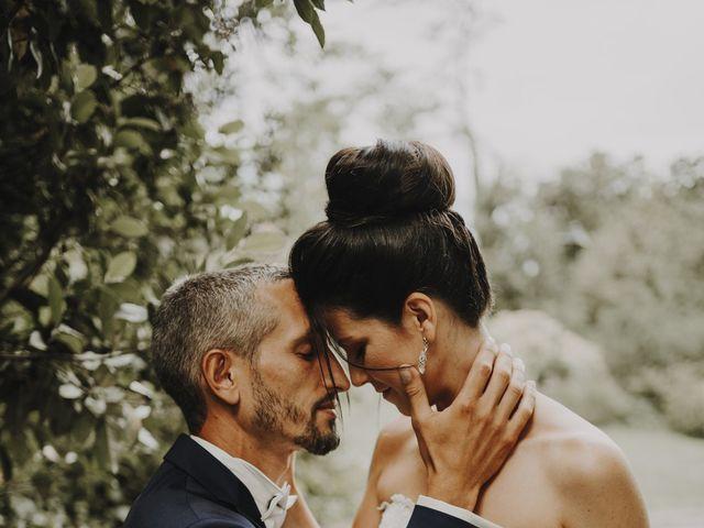 Le mariage de Faissal et Cindy à Aussillon, Tarn 14