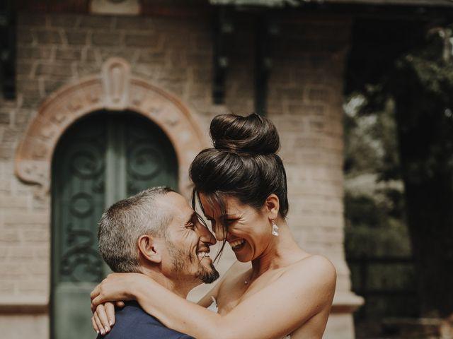 Le mariage de Faissal et Cindy à Aussillon, Tarn 15