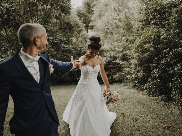 Le mariage de Faissal et Cindy à Aussillon, Tarn 20