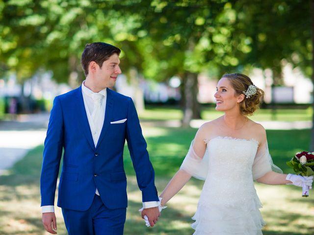 Le mariage de Virginie et Nicolas