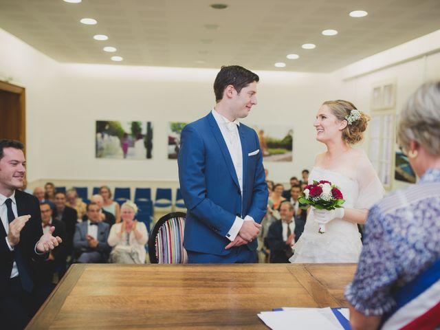 Le mariage de Nicolas et Virginie à Gaillac, Tarn 2