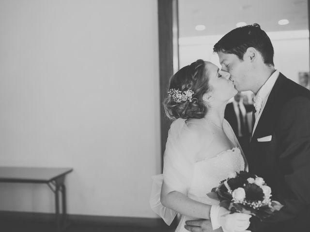 Le mariage de Nicolas et Virginie à Gaillac, Tarn 3