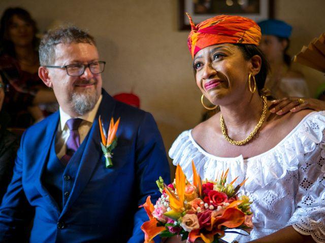Le mariage de Pascal et Janis à Bagnoles-de-l'Orne, Orne 5
