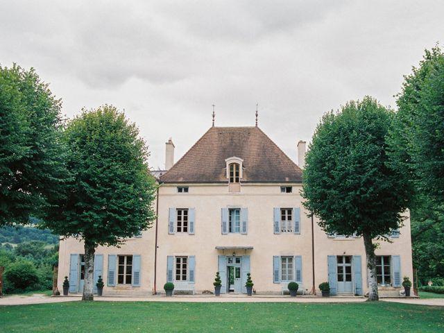 Le mariage de Christopher et Désirée à Barbirey-sur-Ouche, Côte d'Or 2