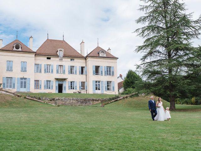 Le mariage de Christopher et Désirée à Barbirey-sur-Ouche, Côte d'Or 11