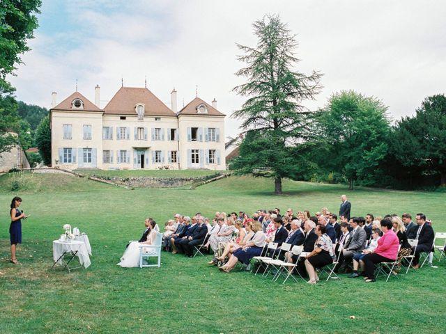 Le mariage de Christopher et Désirée à Barbirey-sur-Ouche, Côte d'Or 15