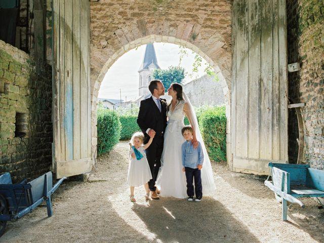 Le mariage de Christopher et Désirée à Barbirey-sur-Ouche, Côte d'Or 25