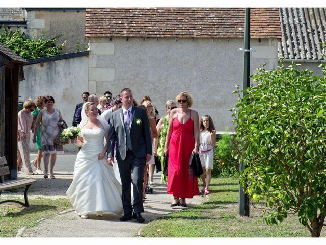 Le mariage de Damien et Sophie à Loches, Indre-et-Loire 3