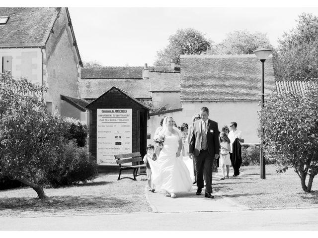 Le mariage de Damien et Sophie à Loches, Indre-et-Loire 4