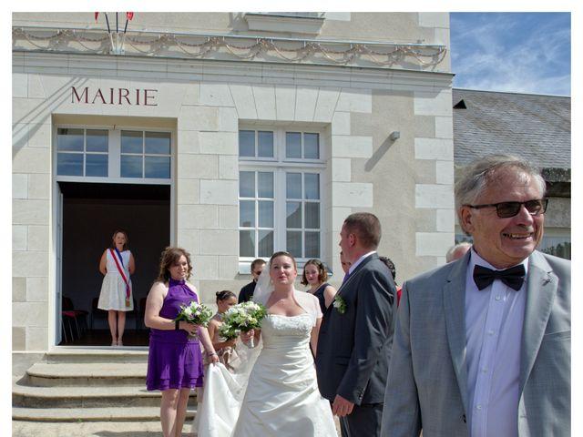 Le mariage de Damien et Sophie à Loches, Indre-et-Loire 5