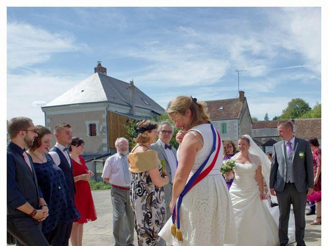 Le mariage de Damien et Sophie à Loches, Indre-et-Loire 6