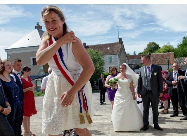 Le mariage de Damien et Sophie à Loches, Indre-et-Loire 7