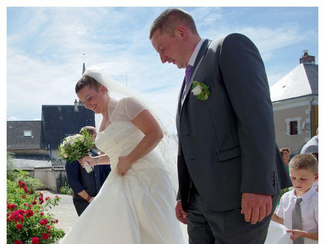 Le mariage de Damien et Sophie à Loches, Indre-et-Loire 8