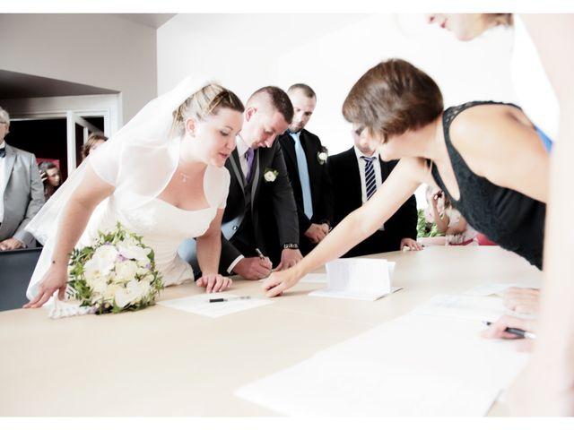 Le mariage de Damien et Sophie à Loches, Indre-et-Loire 12