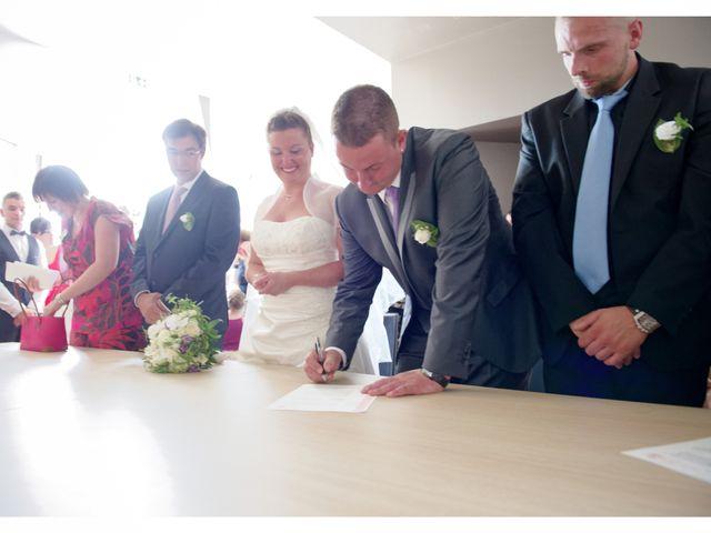 Le mariage de Damien et Sophie à Loches, Indre-et-Loire 13