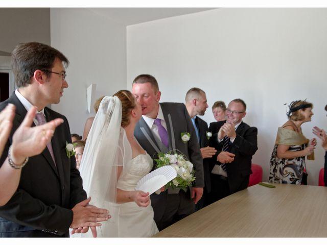 Le mariage de Damien et Sophie à Loches, Indre-et-Loire 15