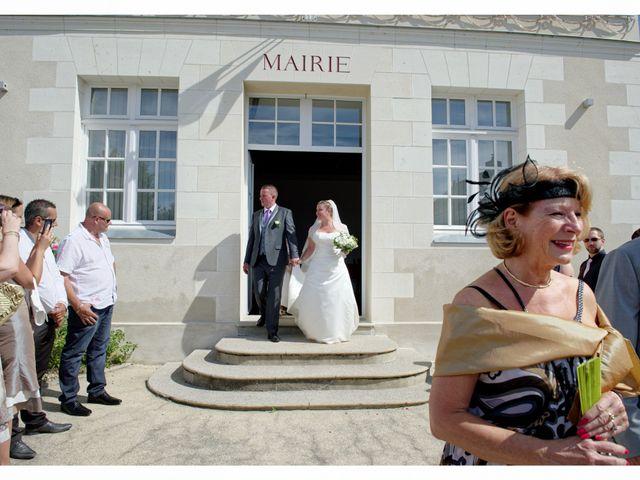 Le mariage de Damien et Sophie à Loches, Indre-et-Loire 16