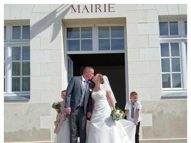 Le mariage de Damien et Sophie à Loches, Indre-et-Loire 17