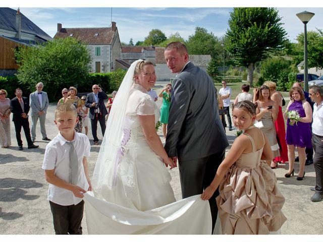 Le mariage de Damien et Sophie à Loches, Indre-et-Loire 18
