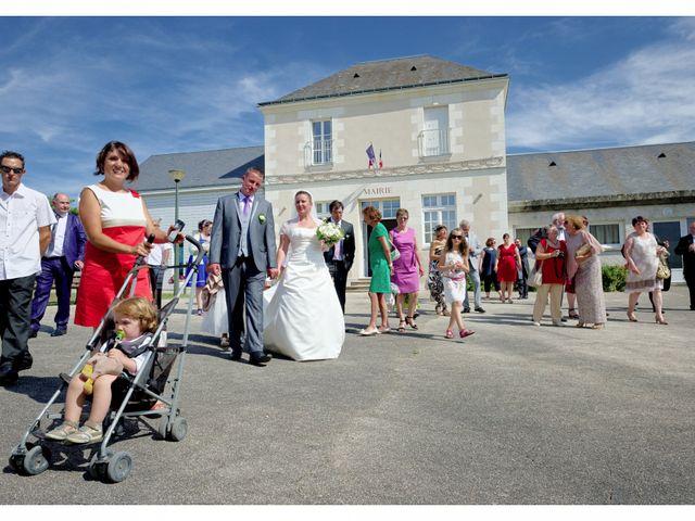 Le mariage de Damien et Sophie à Loches, Indre-et-Loire 19