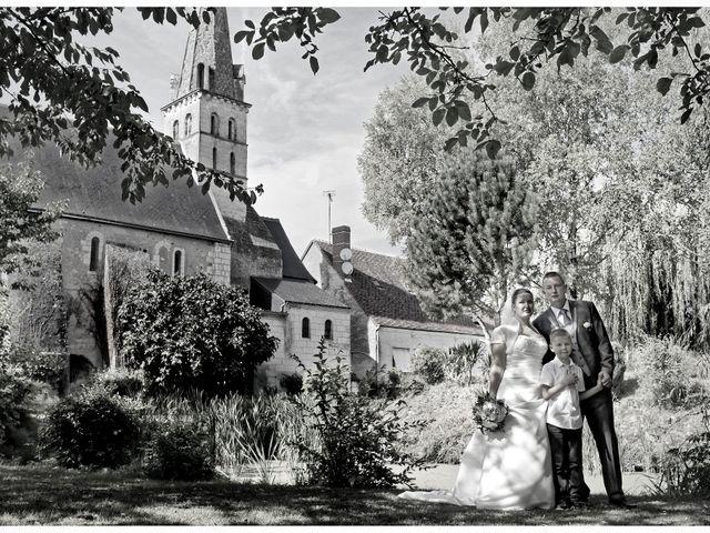 Le mariage de Damien et Sophie à Loches, Indre-et-Loire 21