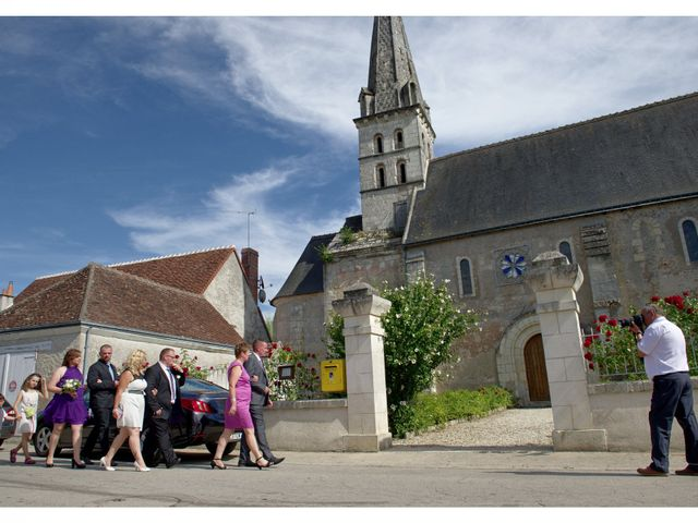 Le mariage de Damien et Sophie à Loches, Indre-et-Loire 28