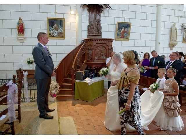 Le mariage de Damien et Sophie à Loches, Indre-et-Loire 34