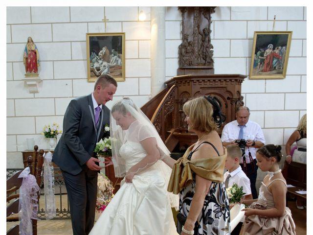 Le mariage de Damien et Sophie à Loches, Indre-et-Loire 35
