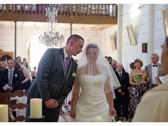 Le mariage de Damien et Sophie à Loches, Indre-et-Loire 36