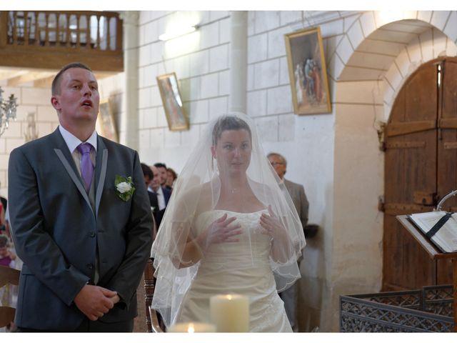 Le mariage de Damien et Sophie à Loches, Indre-et-Loire 37