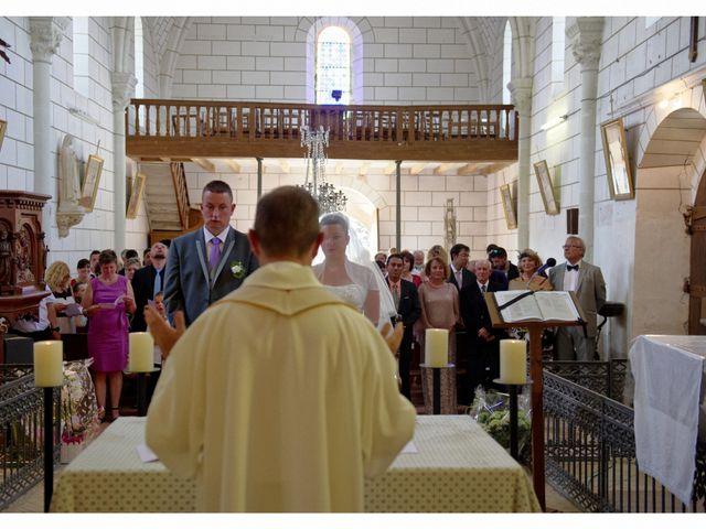 Le mariage de Damien et Sophie à Loches, Indre-et-Loire 38