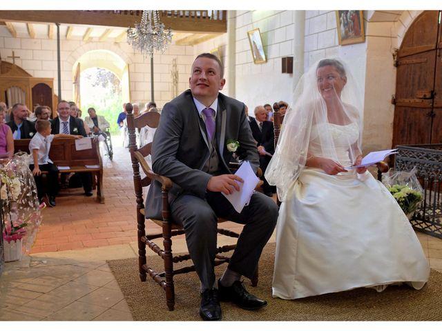 Le mariage de Damien et Sophie à Loches, Indre-et-Loire 40