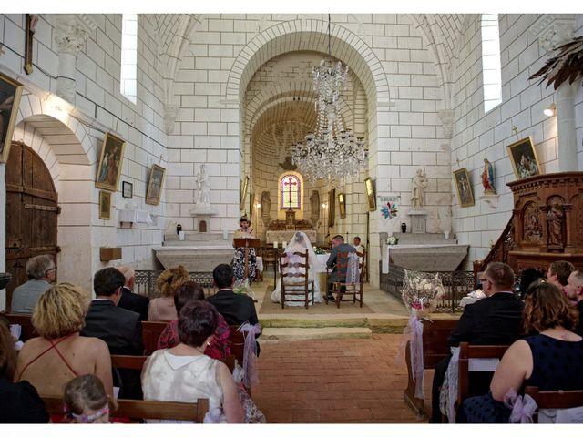 Le mariage de Damien et Sophie à Loches, Indre-et-Loire 44