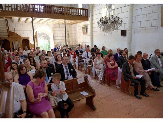 Le mariage de Damien et Sophie à Loches, Indre-et-Loire 45