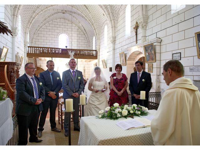 Le mariage de Damien et Sophie à Loches, Indre-et-Loire 49