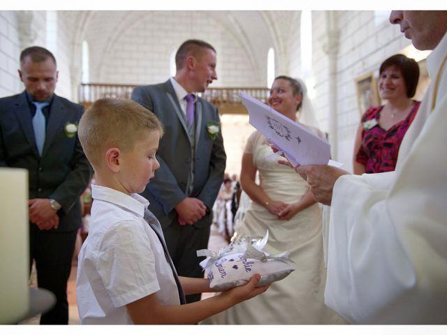 Le mariage de Damien et Sophie à Loches, Indre-et-Loire 56