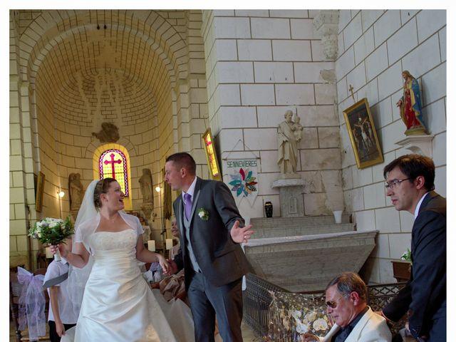 Le mariage de Damien et Sophie à Loches, Indre-et-Loire 72