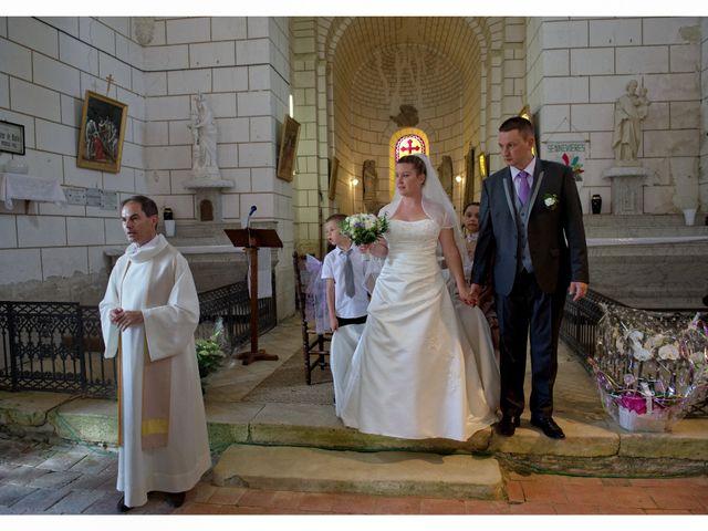 Le mariage de Damien et Sophie à Loches, Indre-et-Loire 73