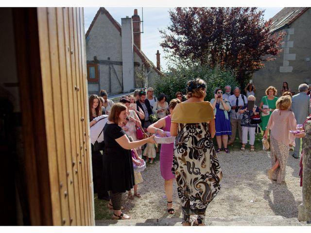 Le mariage de Damien et Sophie à Loches, Indre-et-Loire 74