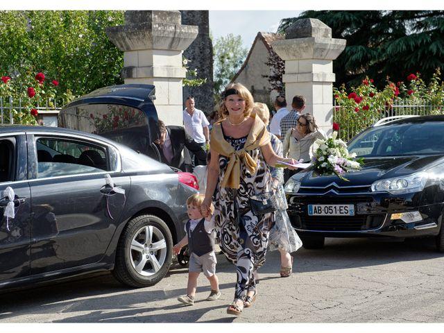 Le mariage de Damien et Sophie à Loches, Indre-et-Loire 85