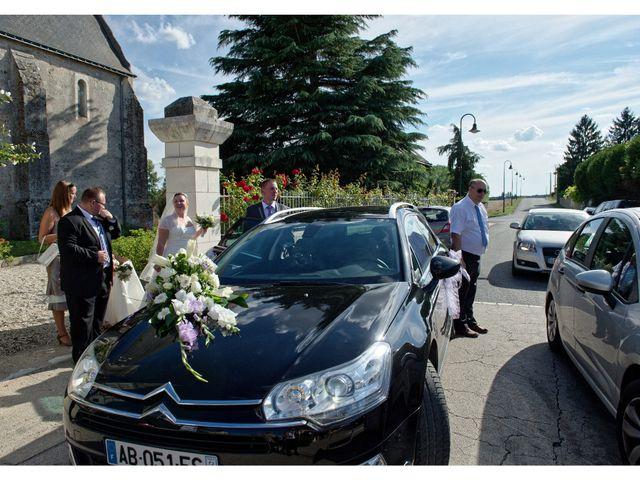 Le mariage de Damien et Sophie à Loches, Indre-et-Loire 86