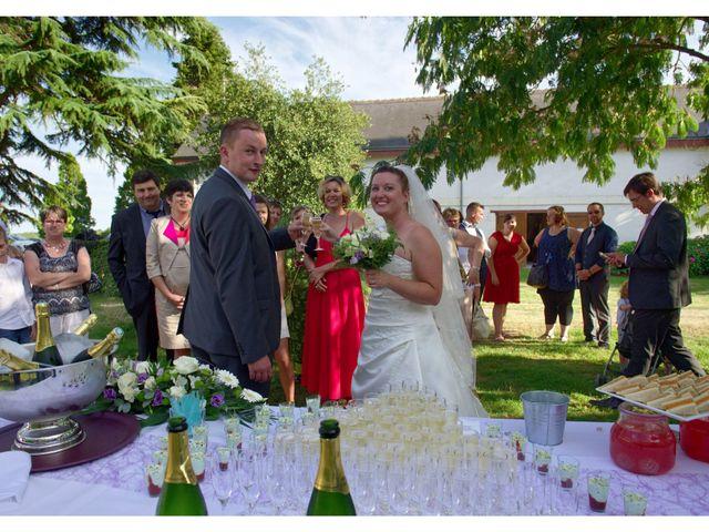 Le mariage de Damien et Sophie à Loches, Indre-et-Loire 105