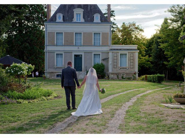Le mariage de Damien et Sophie à Loches, Indre-et-Loire 114