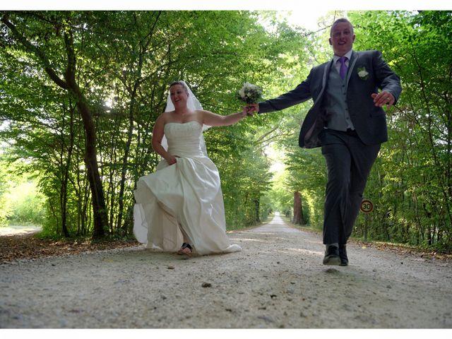Le mariage de Damien et Sophie à Loches, Indre-et-Loire 1