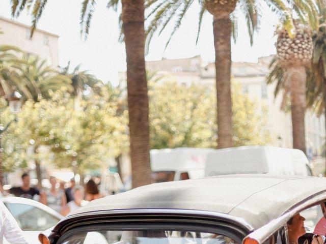 Le mariage de Pierre-Antoine et Emen à Ajaccio, Corse 8
