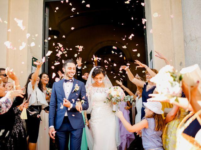 Le mariage de Pierre-Antoine et Emen à Ajaccio, Corse 10